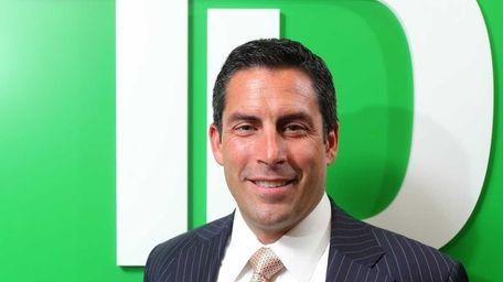 Christopher C. Giamo, president of the TD Bank