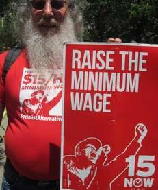 Raise the Minimum Wage - Bob Commike