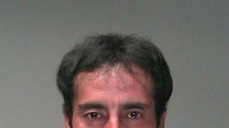 Juan Campos was arrested and charged with Aggravated