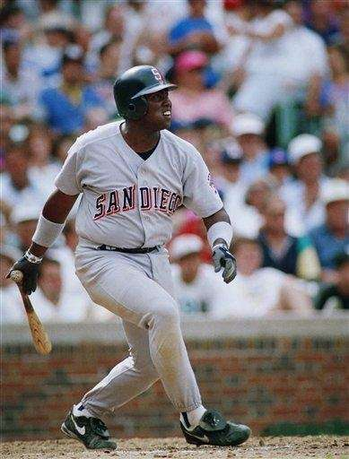 TONY GWYNN Gwynn, a baseball Hall of Famer