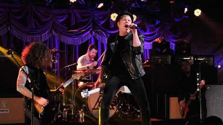 Fall Out Boy: June 21, as part of