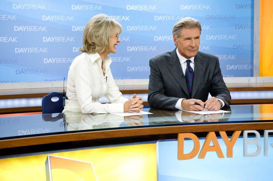 Diane Keaton stars opposite Harrison Ford in