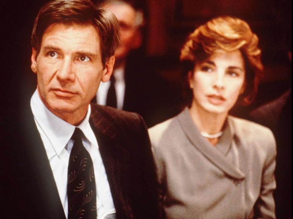 Harrison Ford portrays a former CIA agent, Jack