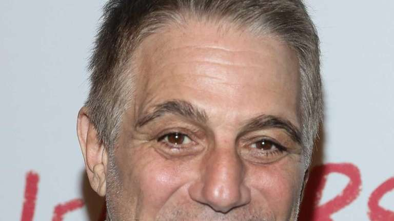 Tony Danza attends the off Broadway opening night