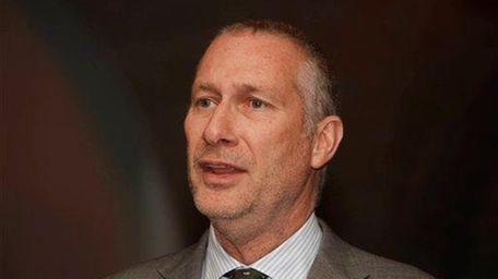 John Skipper, now president of ESPN, speaks at