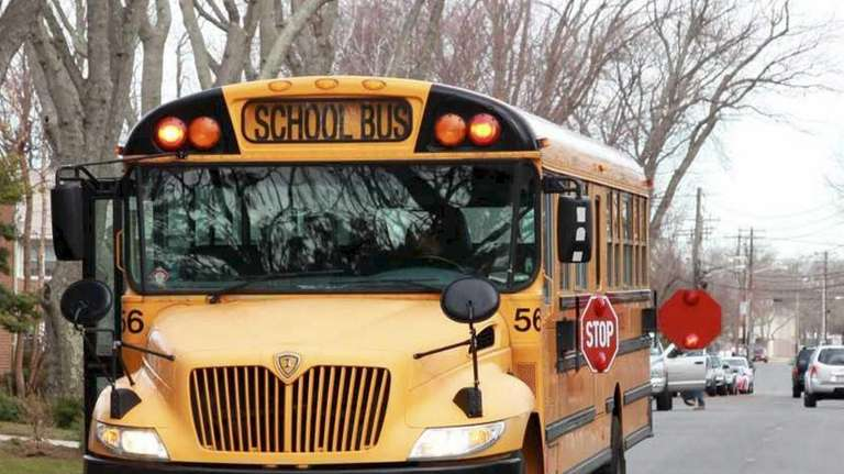 Federal labor officials say drivers for private bus