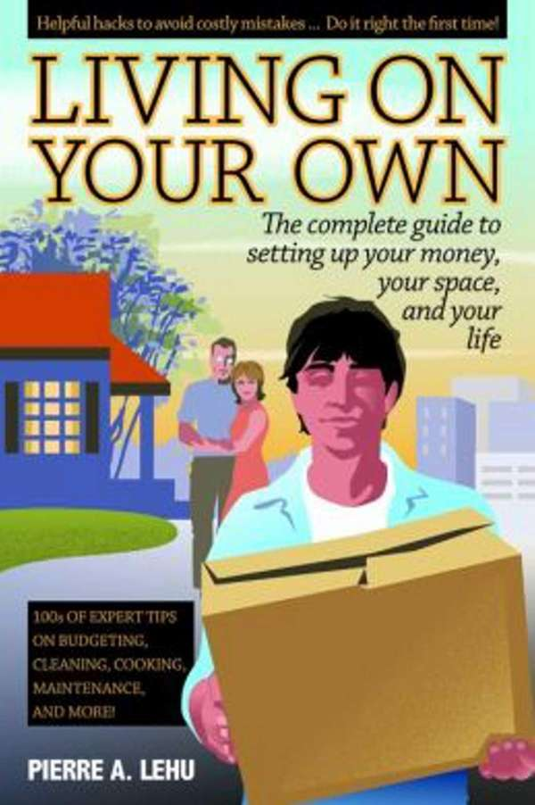 "College graduates should check out ""Living On Your"