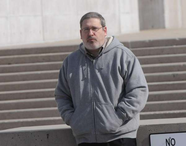 Barry Zornberg leaves federal court in Central Islip