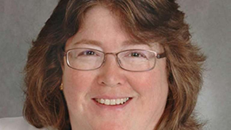 Dr. Margaret McGovern of Huntington has been named