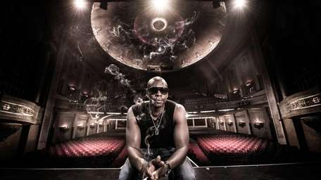 Comedian Dave Chappelle is doing a week of