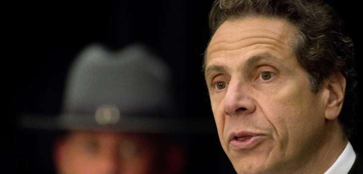 After threatening a veto, Gov. Andrew M. Cuomo