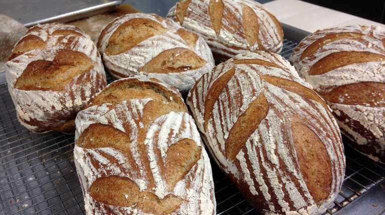 Duck Island Bread Company's rye breads are made