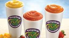 Tropical Smoothie Cafe is giving away free smoothies