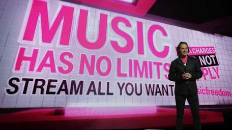 T-Mobile CEO John Legere talks about a new
