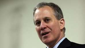 State Attorney General T. Eric Schneiderman, who is