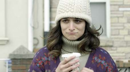Jenny Slate in Obvious Child at New Directors