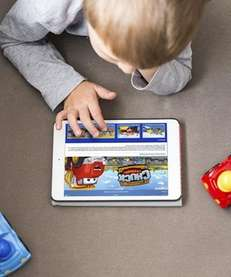 Kidoodle.TV is a subscription service app for kids