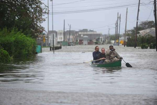 Tropical Storm Irene devastated parts of Long Island