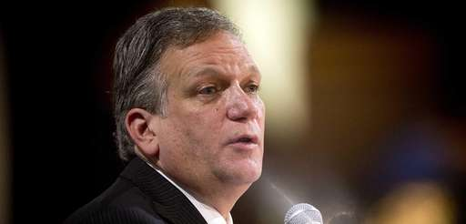 Nassau County Executives Edward Mangano on Jan. 10,