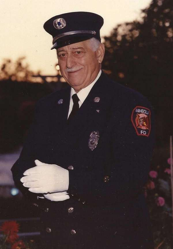 William J. D'Avanzo, a longtime member of the