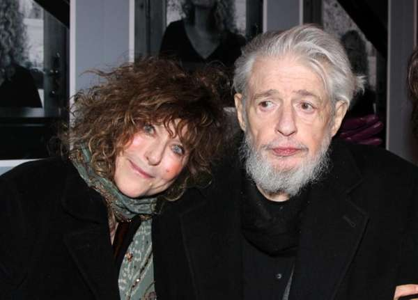Lyricist Gerry Goffin with his wife, Michelle, attend
