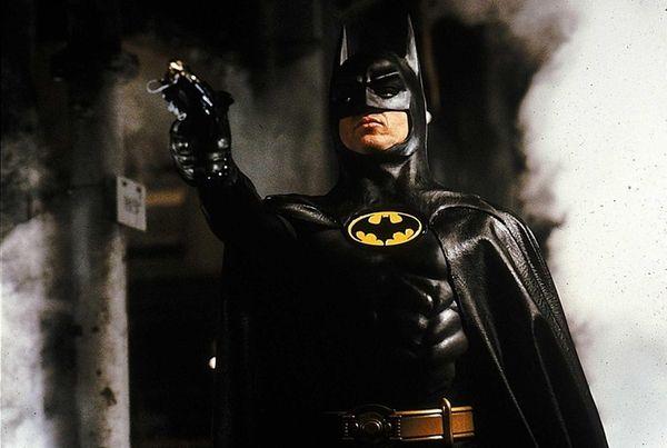 Michael Keaton in 1989's