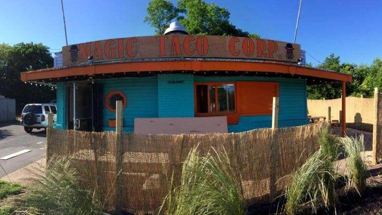 Magic Taco Corp. just opened in Islip Terrace