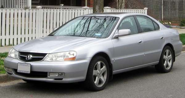 2001 Acura 3.2 CLS-Type - CROP