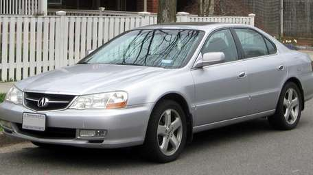 2001 Acura 3.2 CLS-Type.