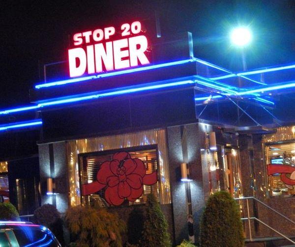 Stop 20 Diner in Elmont. (Nov. 24, 2013)
