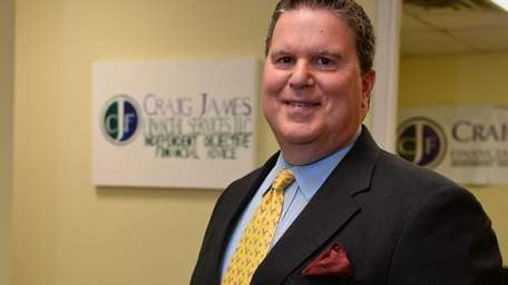 Craig Ferrantino, founder and president of Craig James