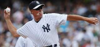 Former Yankees pitcher Rich