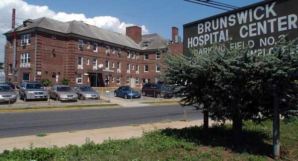 Brunswick Hospital Center in Amityville on Aug. 22,