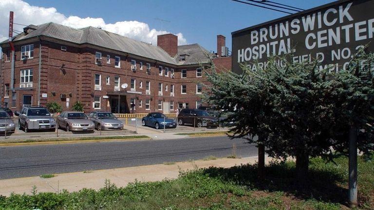 Brunswick Hospital Center in Amityville on Aug. 22,