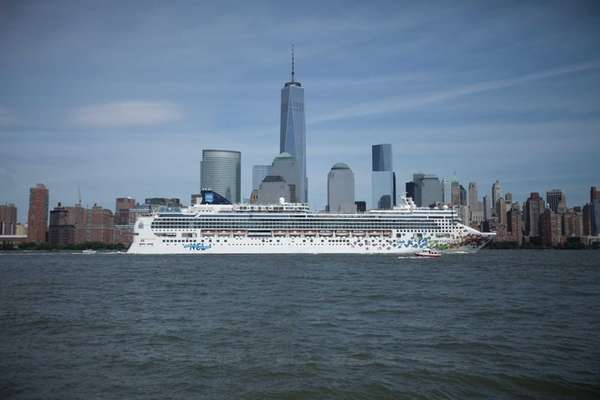 The Norwegian Gem, a ship from Norwegian Cruise