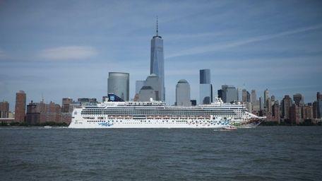 The Norwegian Gem, a ship from Norwegian Cruise