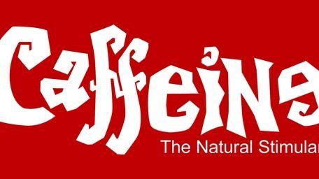 The Caffeine logo. Before it became a brand