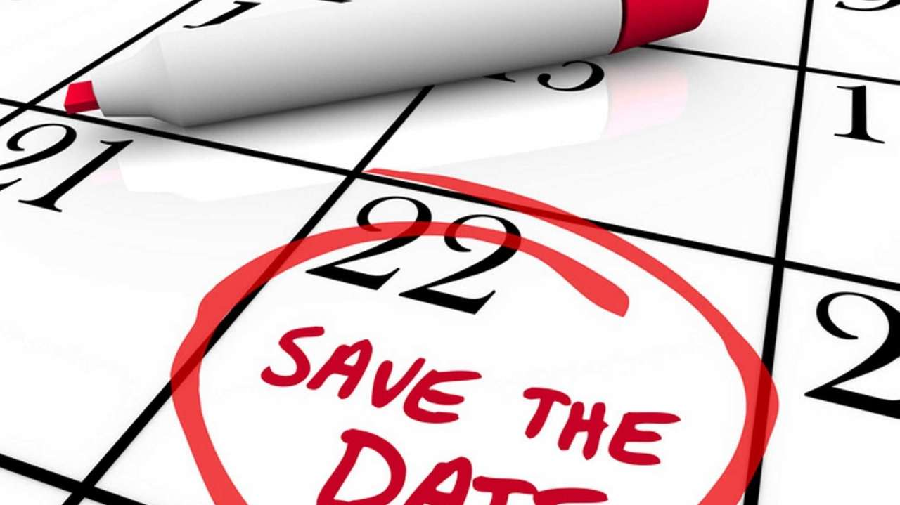 Is there \'Save the Date\' invitation etiquette? | Newsday