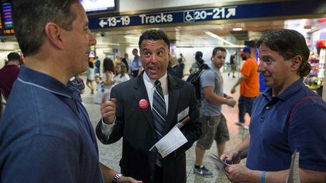 Mark Epstein, Chairman of the Long Island Rail