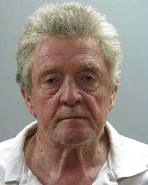John J. Broschart, 73, of Hicksville, was arrested