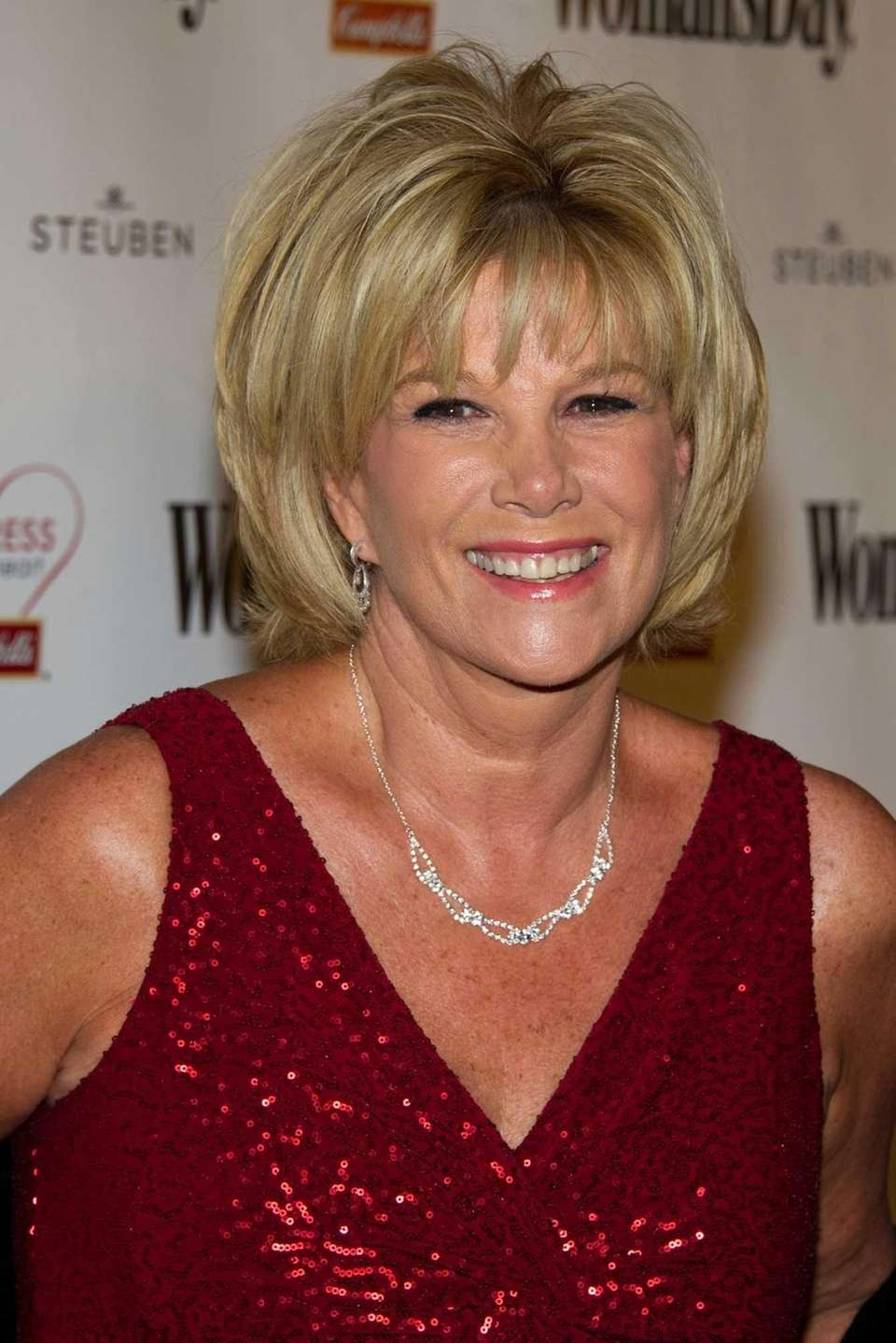 Journalist and TV host Joan Lunden was diagnosed
