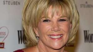 "Joan Lunden, co-anchor of ""Good Morning America"" from"