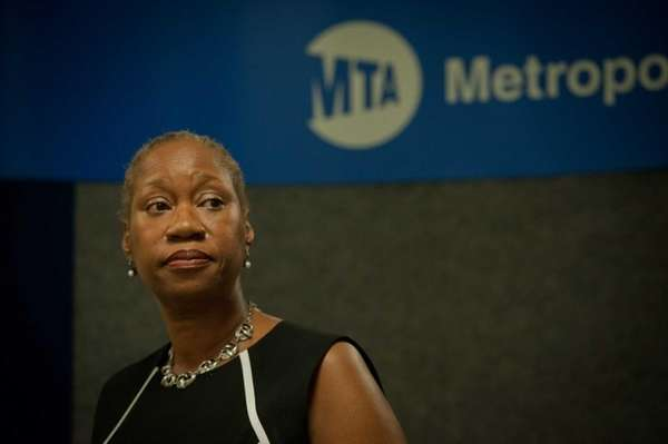 Anita Miller, Metropolitan Transportation Authority (MTA) director of