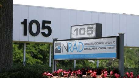 In a letter to patients, NRAD Medical Associates,