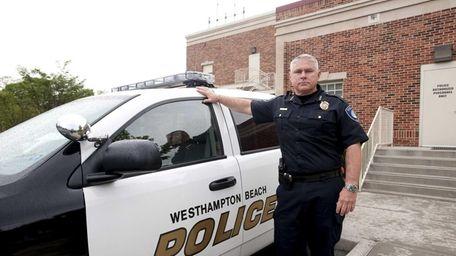 Westhampton Beach Police Department Chief Raymond Dean is