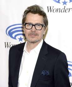 "Actor Gary Oldman attends the ""Dawn of the"