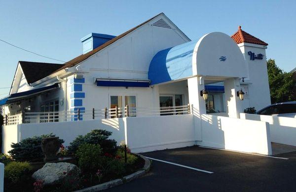Nissos is a Greek restaurant in Syosset.