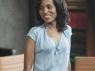 Kerry Washington in a scene from the series