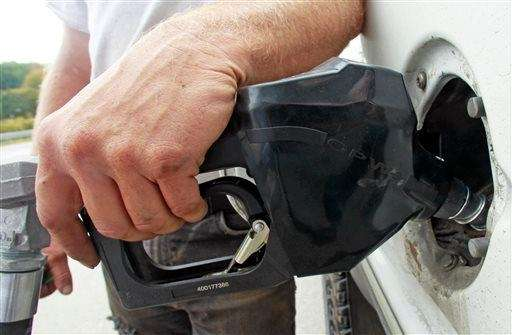The average price for regular-grade gasoline has topped
