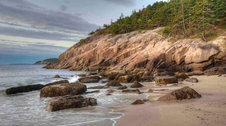 Older adults can get wonderful views of Acadia